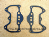 Gaskets, Rocker Box, Pair, Triumph T120/TR6 1963-70, 70-9348, wire reinforced